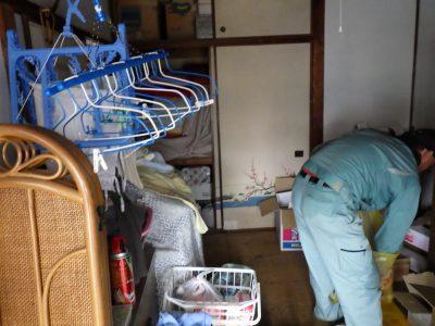 一宮市松島で不用品回収